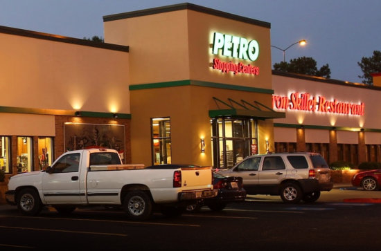 a photo of Petro shoppping center