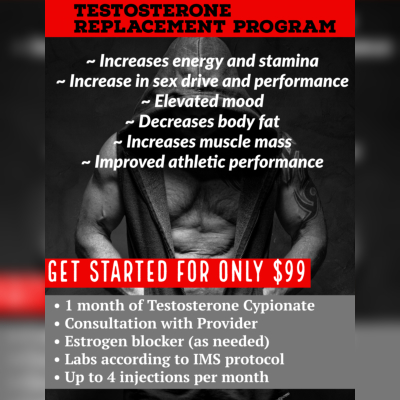 Testosterone Replacement Program