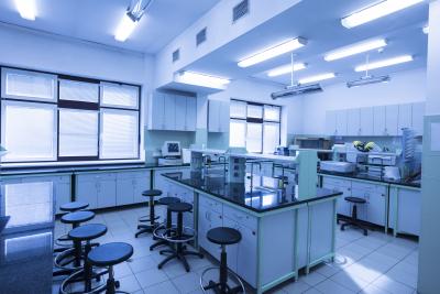 photo of modern laboratory